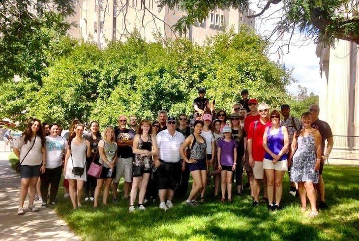 Denver Walking Tours Mile High Highlights Tour