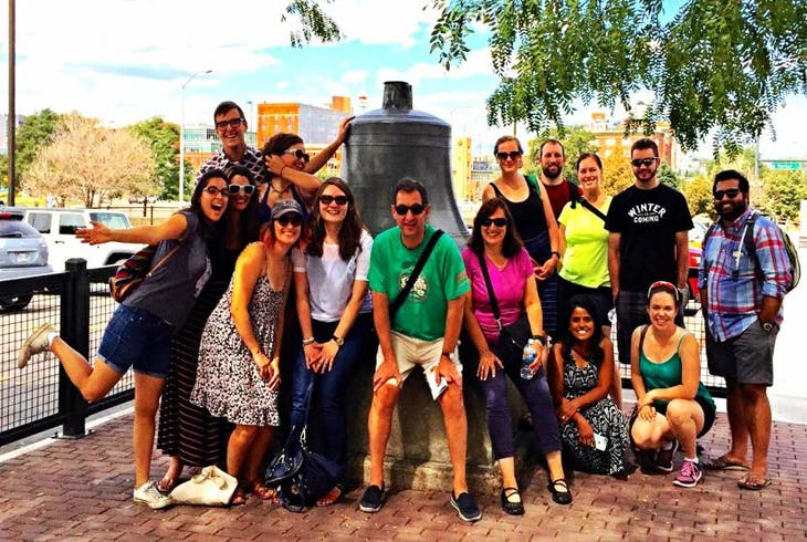 Denver Walking Tours Best Of Denver