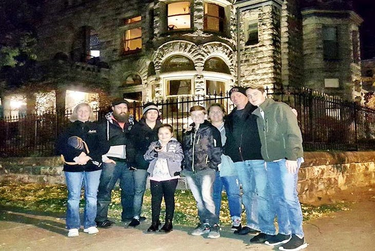 Denver Walking Tours The Ghosts Of Capitol Hill Tour