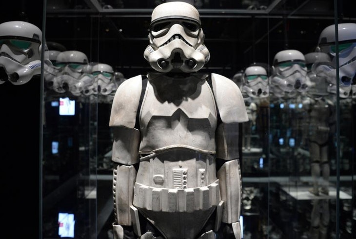 Discovery Times Square Star Wars Power Of Costume