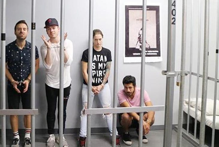 Escape Game PDX Prison