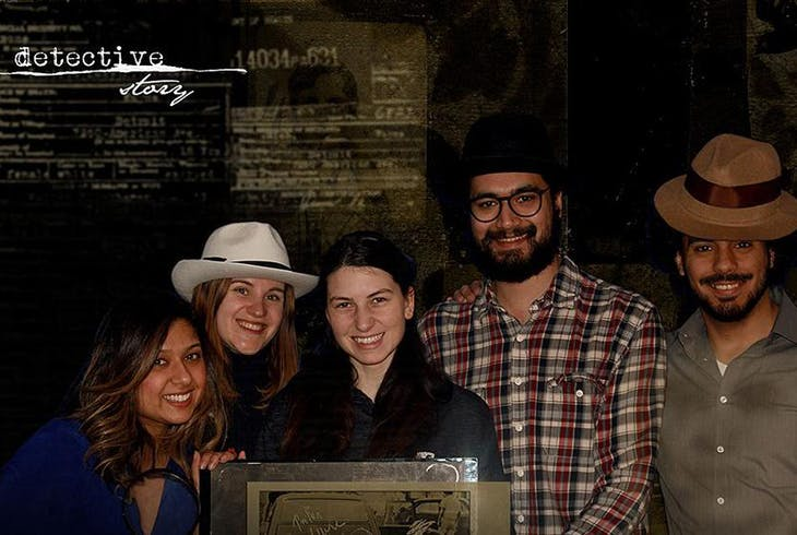 Escape Games NYC Detective Story