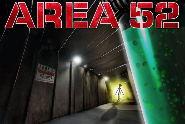 Escape Room Adventure Area52