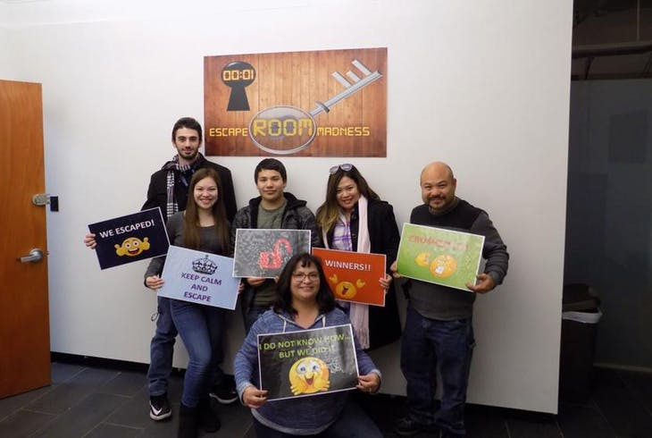 Escape Room Madness
