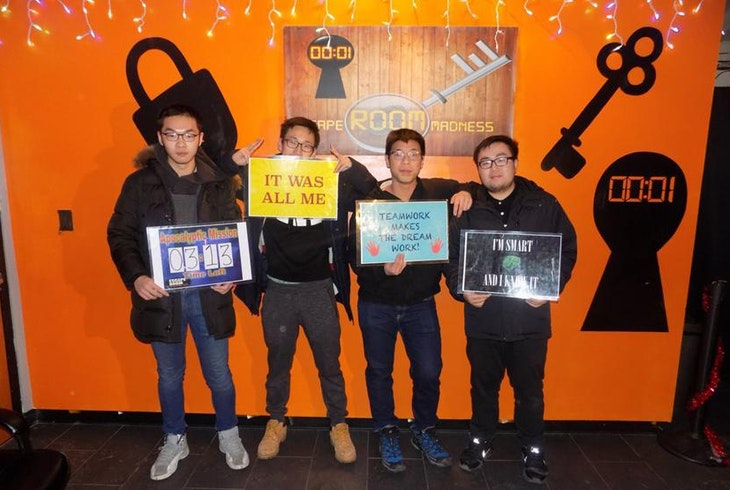 Escape Room Madness Apocalyptic Mission