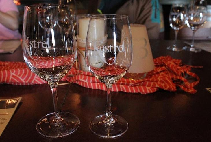 Evergreen Escape Woodinville Wine Tasting