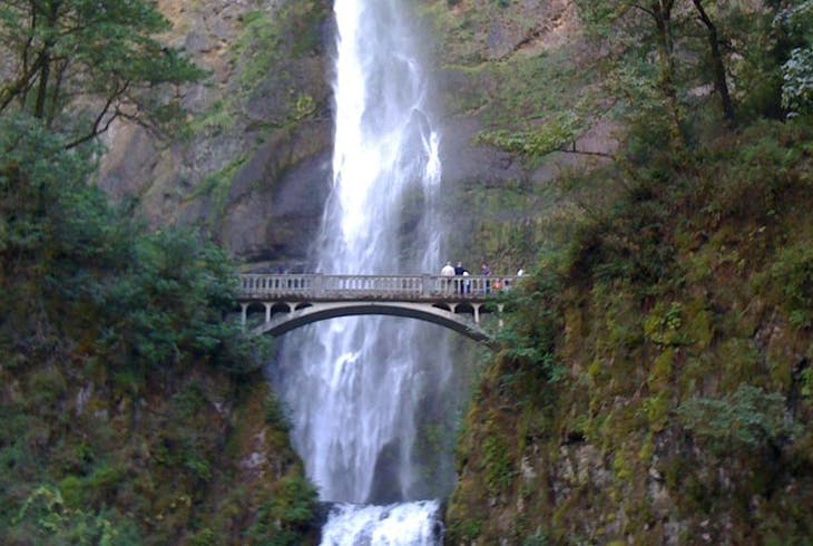 Evergreen Escapes Gorge Waterfalls And Wine Tour