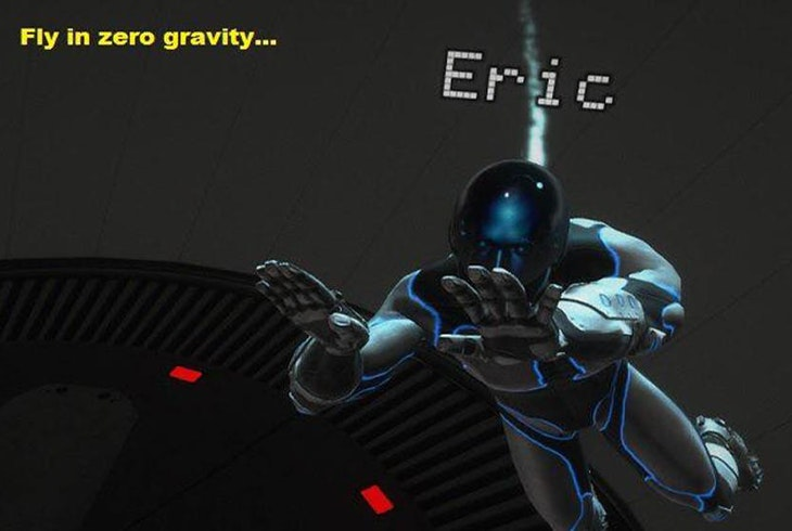 Exitus VR Cosmos Virtual Reality Escape Room