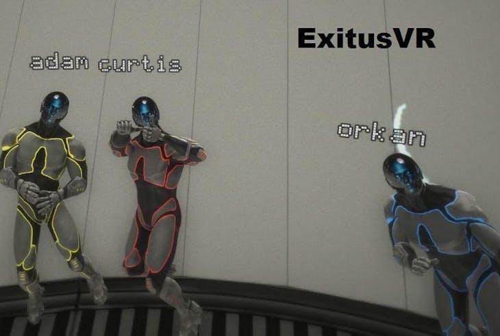 Exitus VR Cosmos Virtual Reality Escape Room