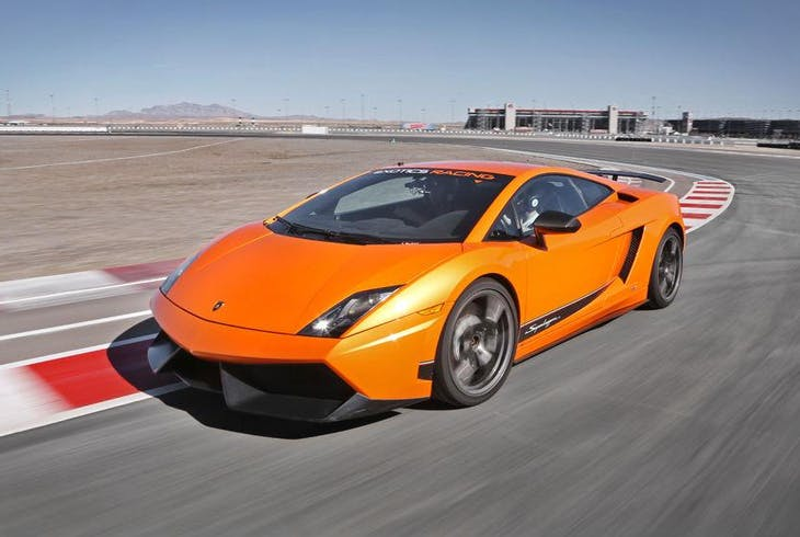 Exotics Racing Superleggera