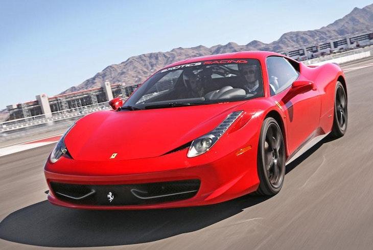 Exotics Racing Los Angeles Ferrari 458 Italia
