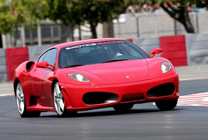 Exotics Racing Los Angeles Ferrari F430 F1