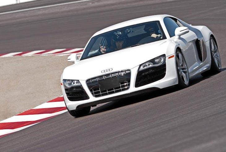 Exotics Racing Los Angeles Audi R8