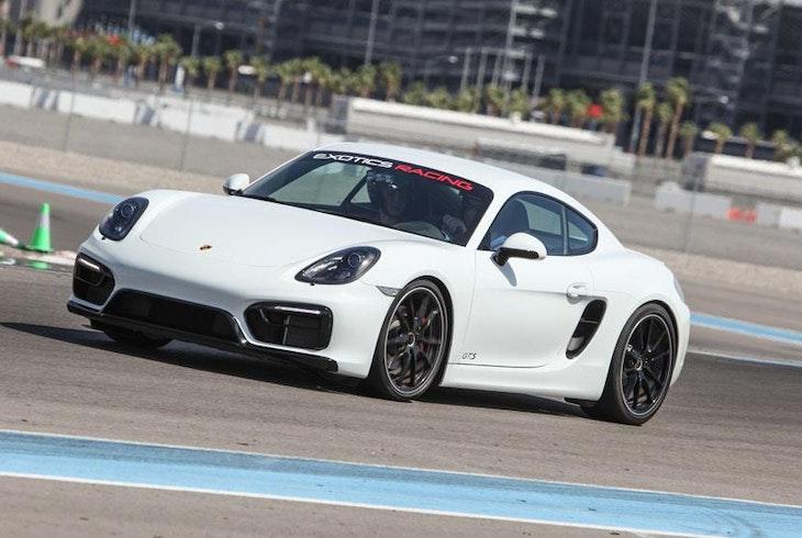 Exotics Racing Porsche Cayman Gts