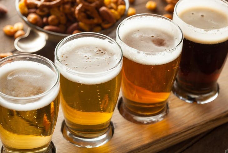 Extranomical Tours Craft Beer Crawl