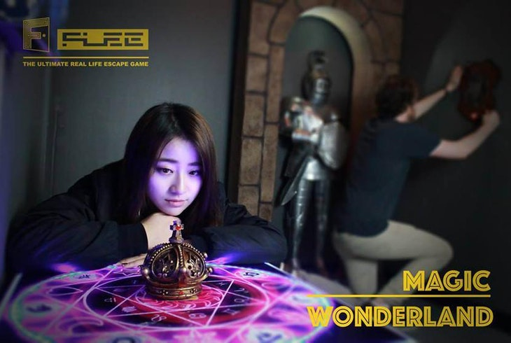 FLEE Escape Game Magic Wonderland