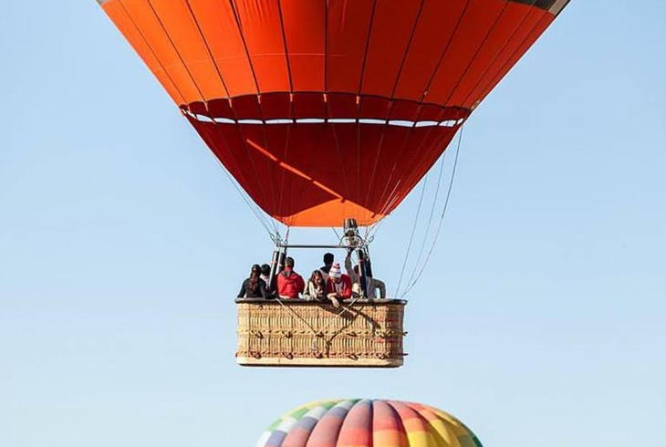 Float Balloon Tours