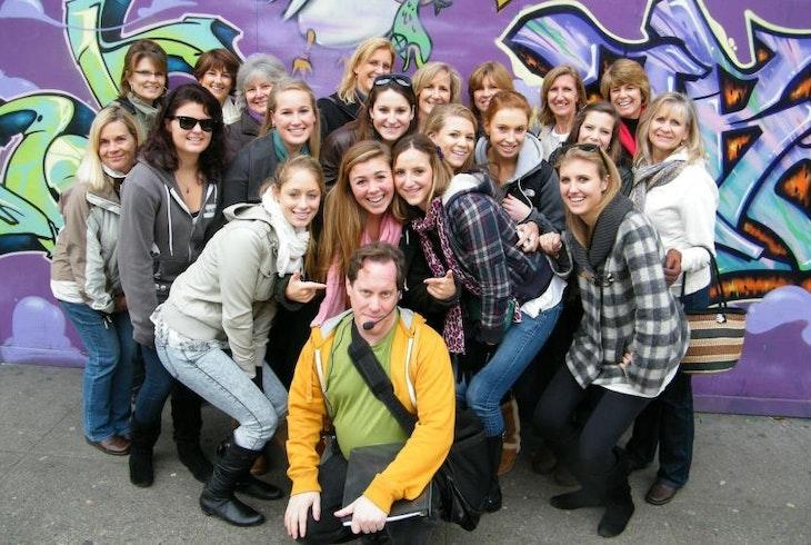 Foot Fun Walking Tours Divas
