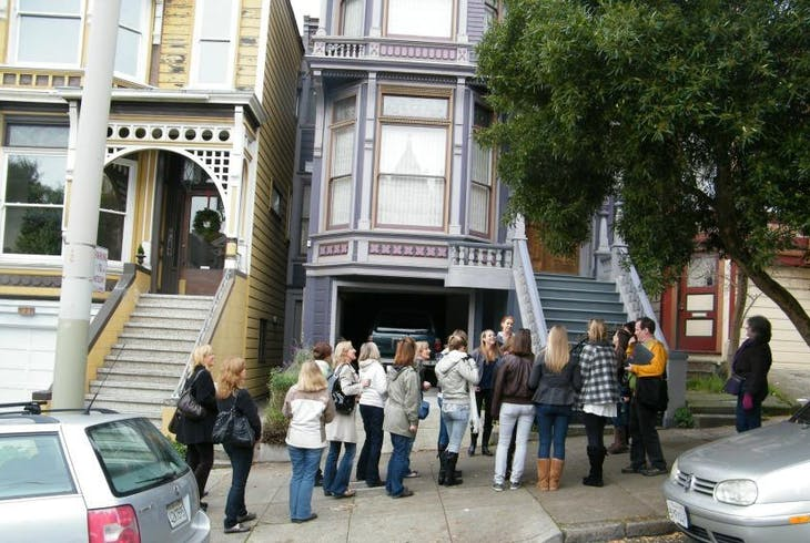 Foot Fun Walking Tours Haight Ashbury