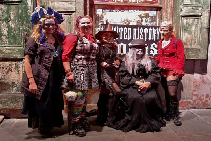 Haunted History Tours French Quarter Ghost And Legends Tour