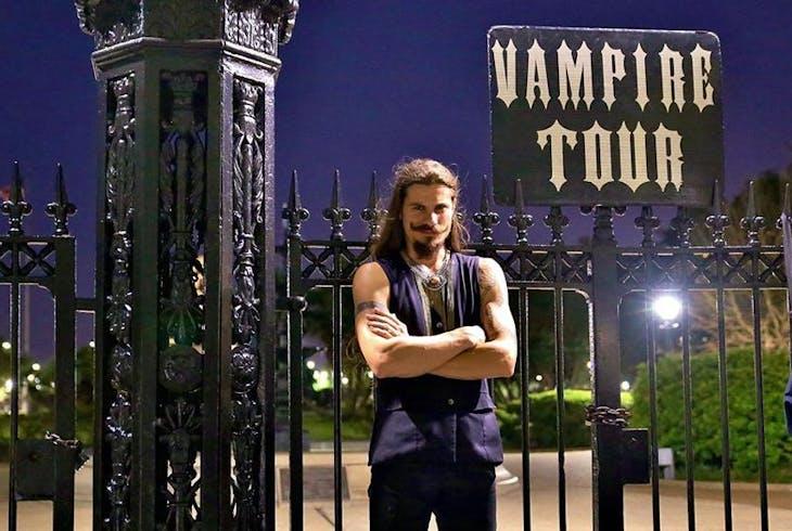 Haunted History Tours Vampire Tour