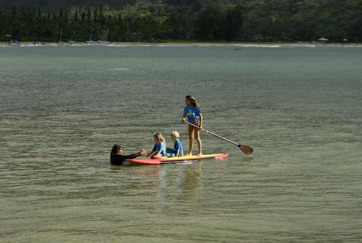 Hawaiian Surfing Adventures Sup