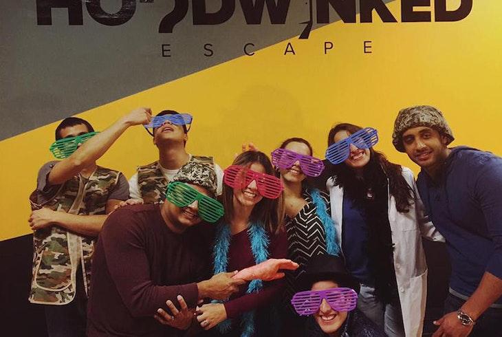 Hoodwinked Escape