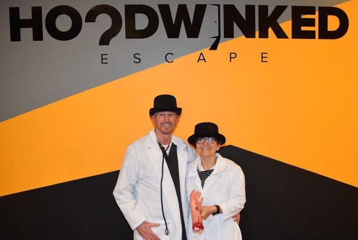 Hoodwinked Escape Asylum Room