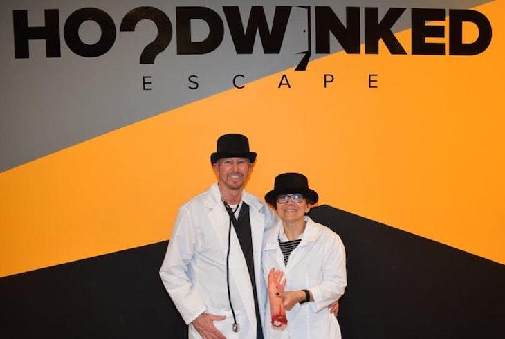 Hoodwinked Escape Asylum Room