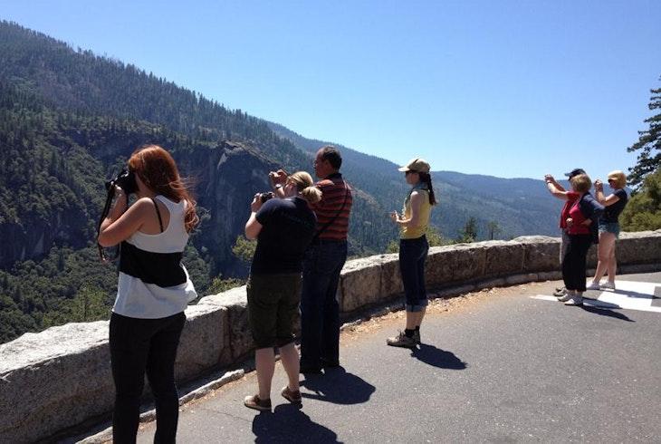 Incredible Adventures Yosemite Day 2