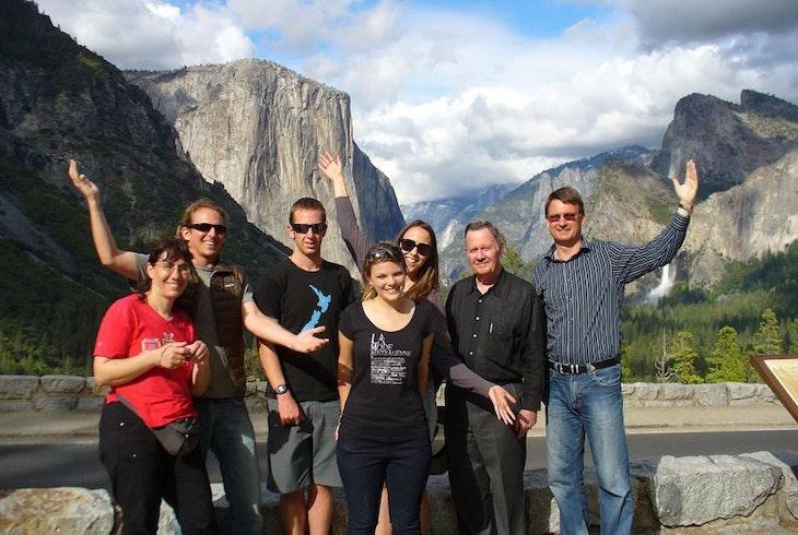Incredible Adventures Yosemite Day