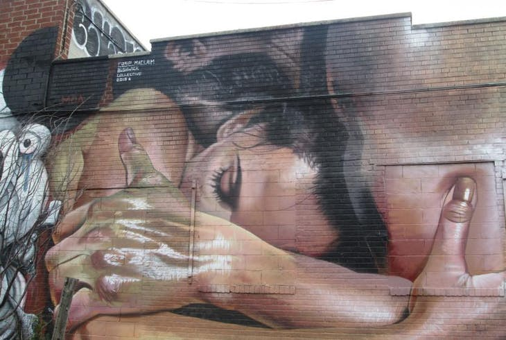 Inside Out Tours Alternative Street Art