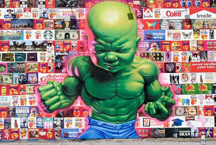 Inside Out Tours Alternative Street Art LES