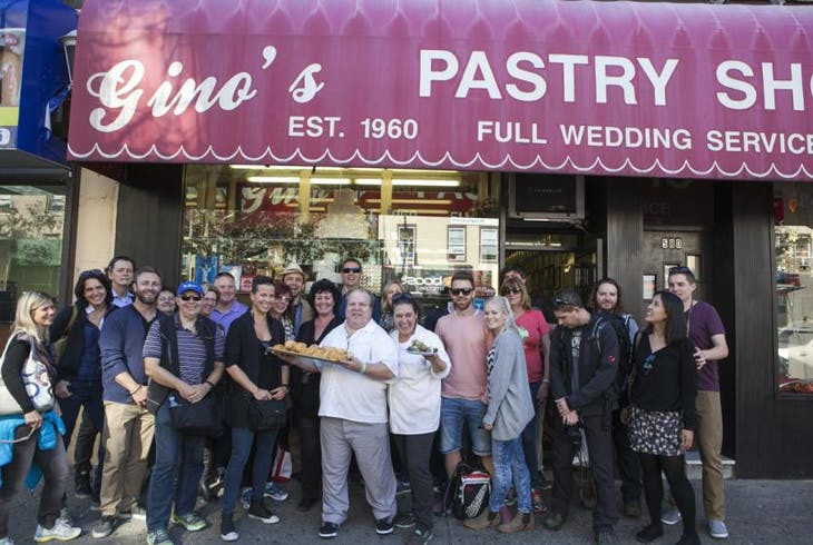 Inside Out Tours Bronx Little Italy