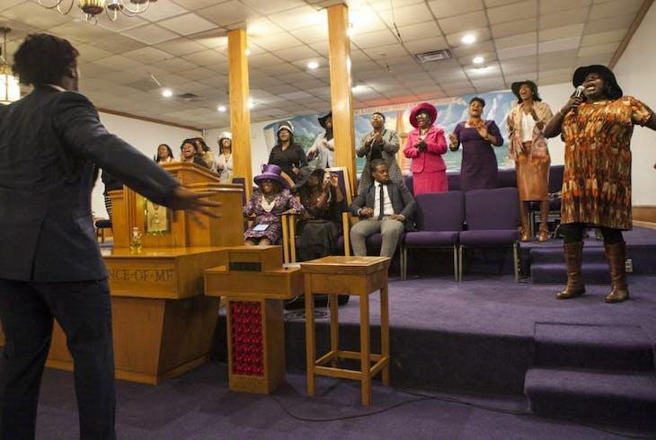 Inside Out Tours Harlem Gospel Tour