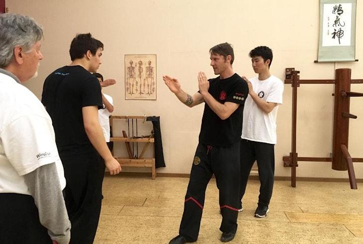 International Academy Of WingChun