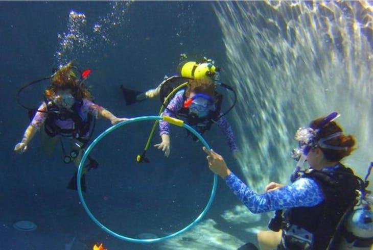 Kohala Divers Scuba Pool Lesson