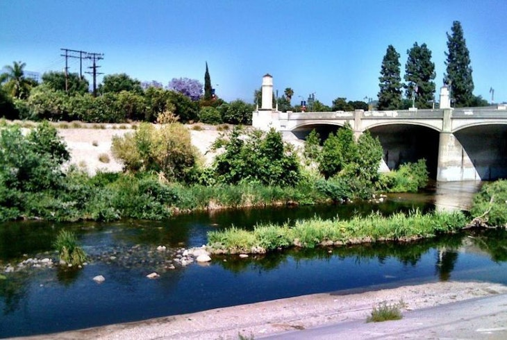 LA River Expeditions Glendale Narrows