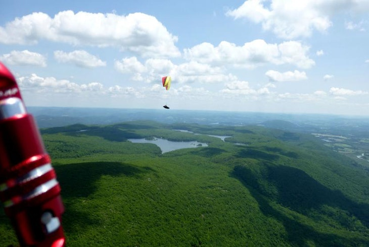 Lets Go Paragliding Discovery Session
