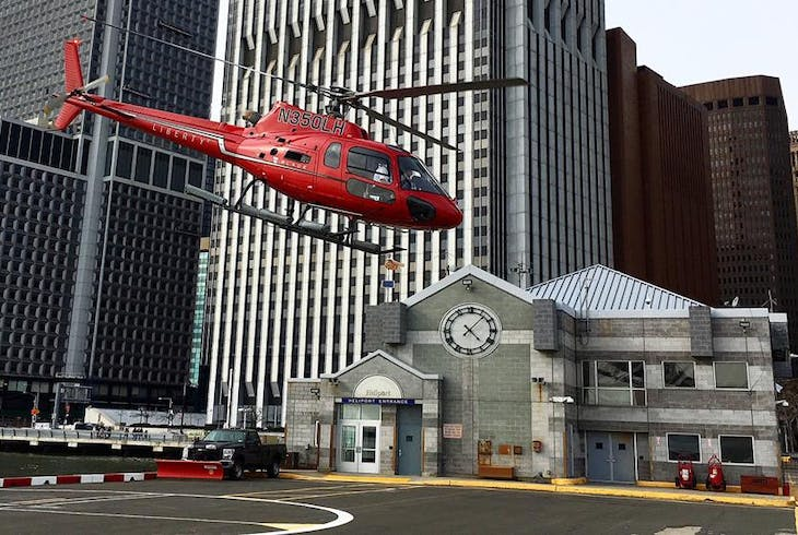 Liberty Helicopter Tours NYC
