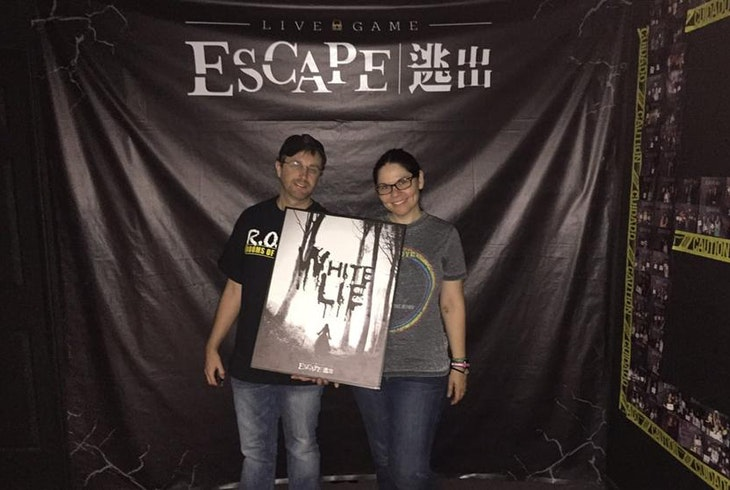 Live Game Escape White Lie