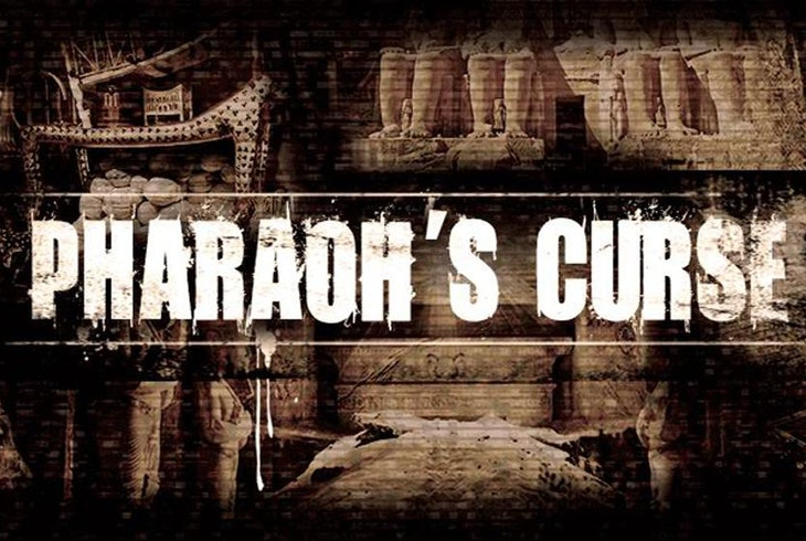Lockdown Rooms LasVegas Pharaohs Curse