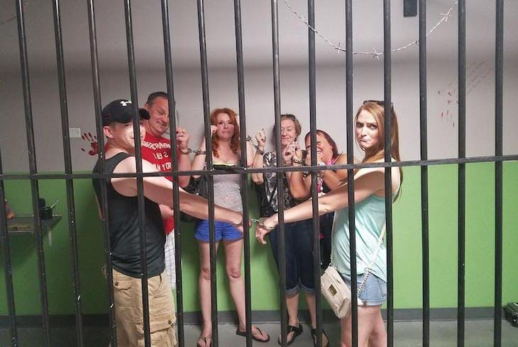 Lockdown Rooms LasVegas Wrongfully Accused