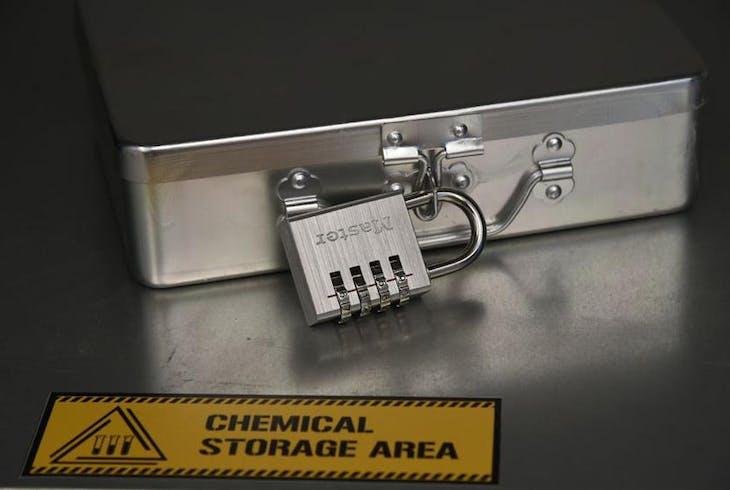 Lockdown Rooms Phoenix Chemical Lab