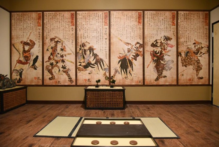 Lockdown Rooms Phoenix Samurai
