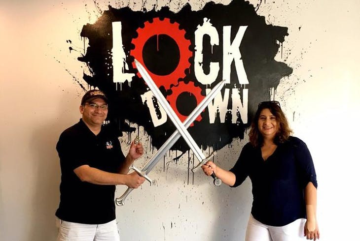 Lockdown Rooms SanDiego Medieval