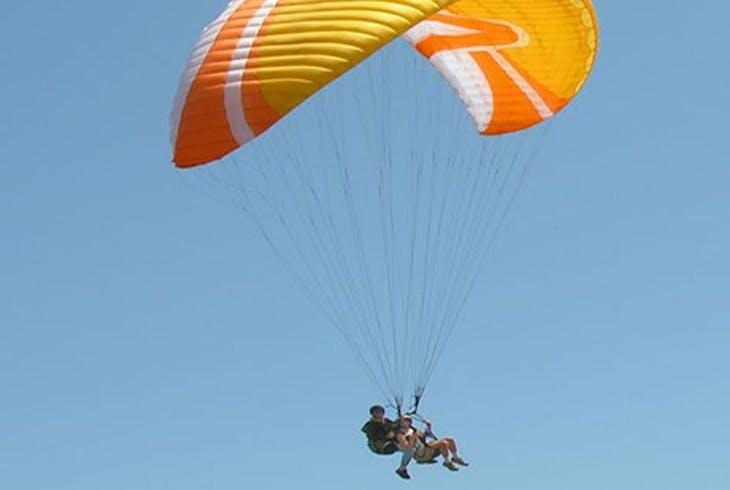 Malibu Paragliding Paragliding Tandem
