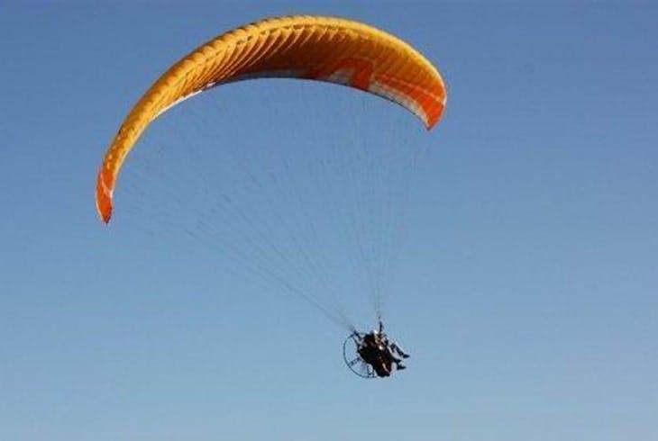 Malibu Paragliding Paramotor Tandem