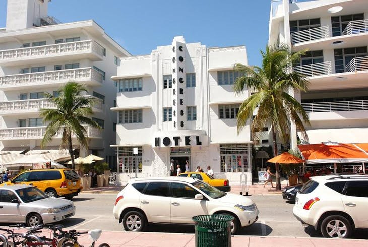 Miami Culinary Tours Art Deco