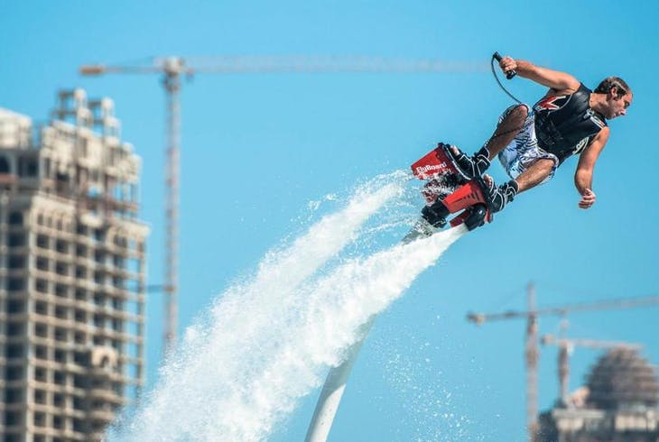 Miami Watersports Flyboarding